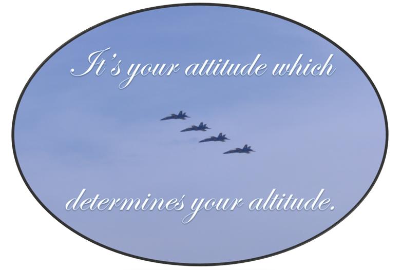 Attitudes to Avoid