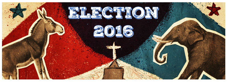 The Election is Coming – A Throwback Sermon