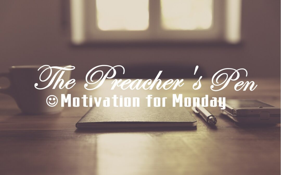 Motivation for Monday – Psalm 23 (February 8, 2021)