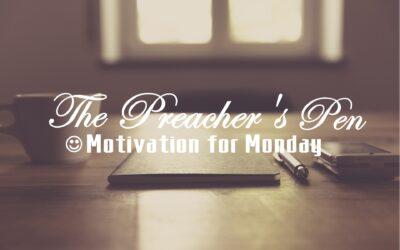 Motivation for Monday – Psalm 23 (February 8, 2021)