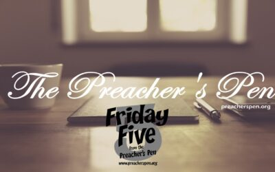 Friday Five – Keys to Greater Fellowship