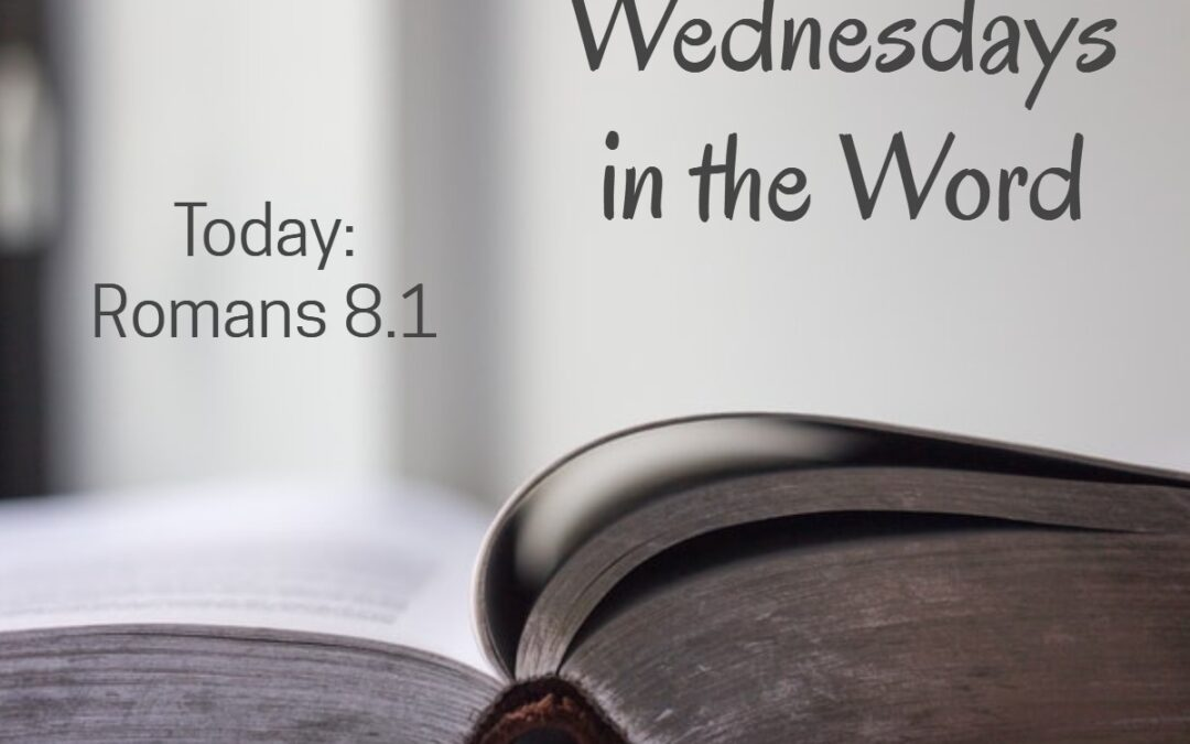Wednesdays in the Word – Burden of Guilt